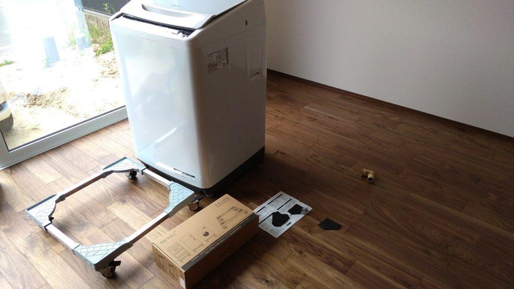 洗濯機置台