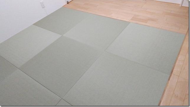 和室の畳画像