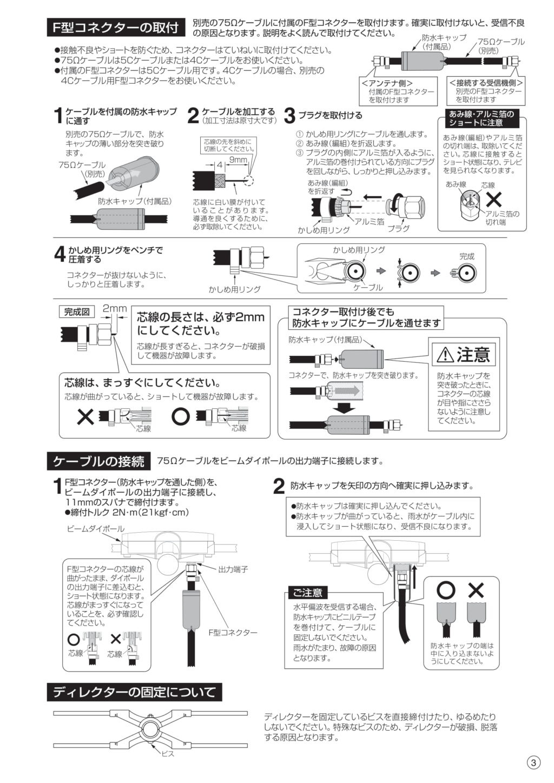 LS206TMH説明書3